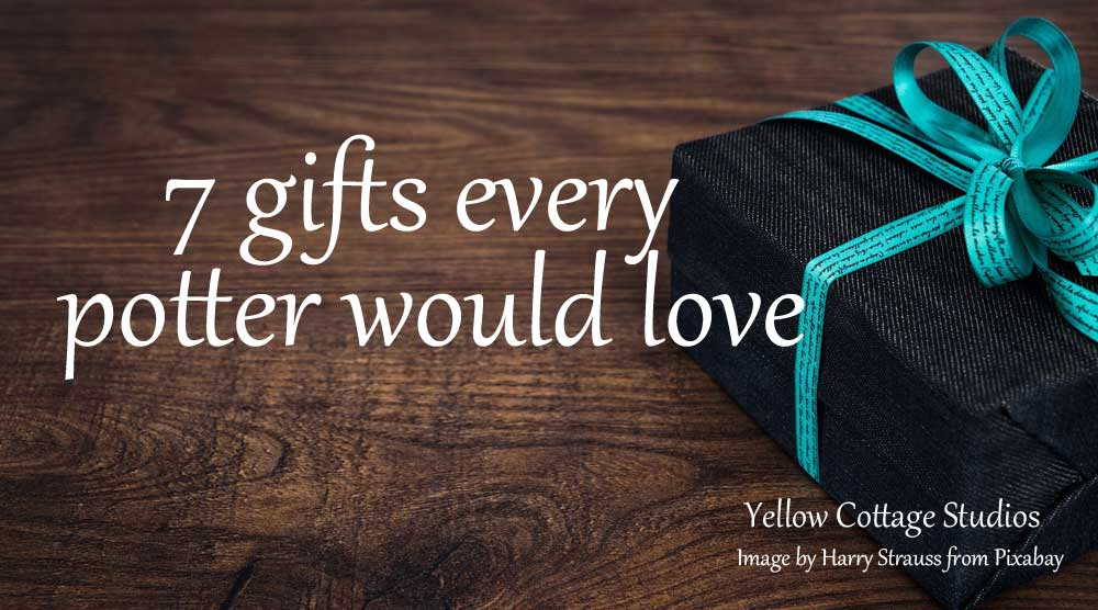 7 gifts every potter would love