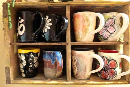 My Coffee Mug Shelf