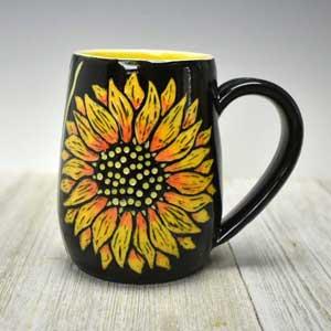 Sunflower Lovers Mug