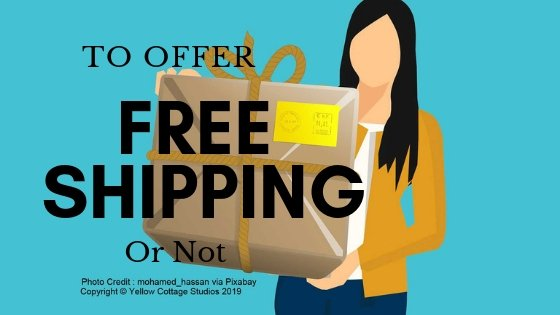 Free Shipping or Not