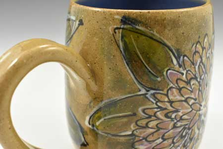 Closeup of Artwork