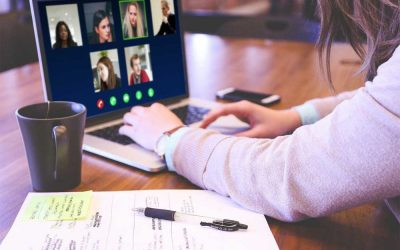 Look behind you. Are you Video Meetings appropriate?